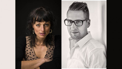 Lara Taveirne en Maarten Inghels
